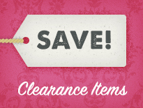 Save on Clearance Supplies
